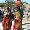 rural women, Aravali mountains