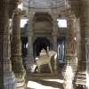 carvings, Jain temple, Ranukpur
