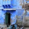 more bikes I couldn't resist, blue city, Jodhpur