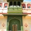 Green Gate, City Palace, Jaipur