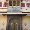 Spring Gate, City Palace, Jaipur