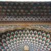 detail of Spring Gate, City Palace, Jaipur