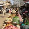 lovely fruit and veg market, Bundi
