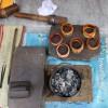 making bangles, Bundi