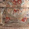 frescoed ceiling, Bundi Palace