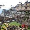 Bundi Palace (don't be fooled by the manicured gardens, the palace is falling apart!)
