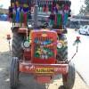 festive tractor, Republic day